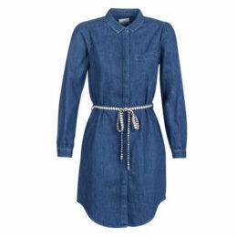 Esprit  VAPARITOU  women's Dress in Blue