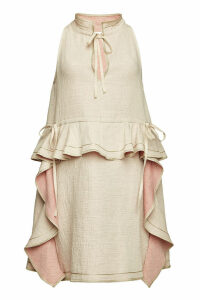 See by Chlo © Cotton-Linen Dress