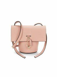 Mini Belay Leather Bucket Bag