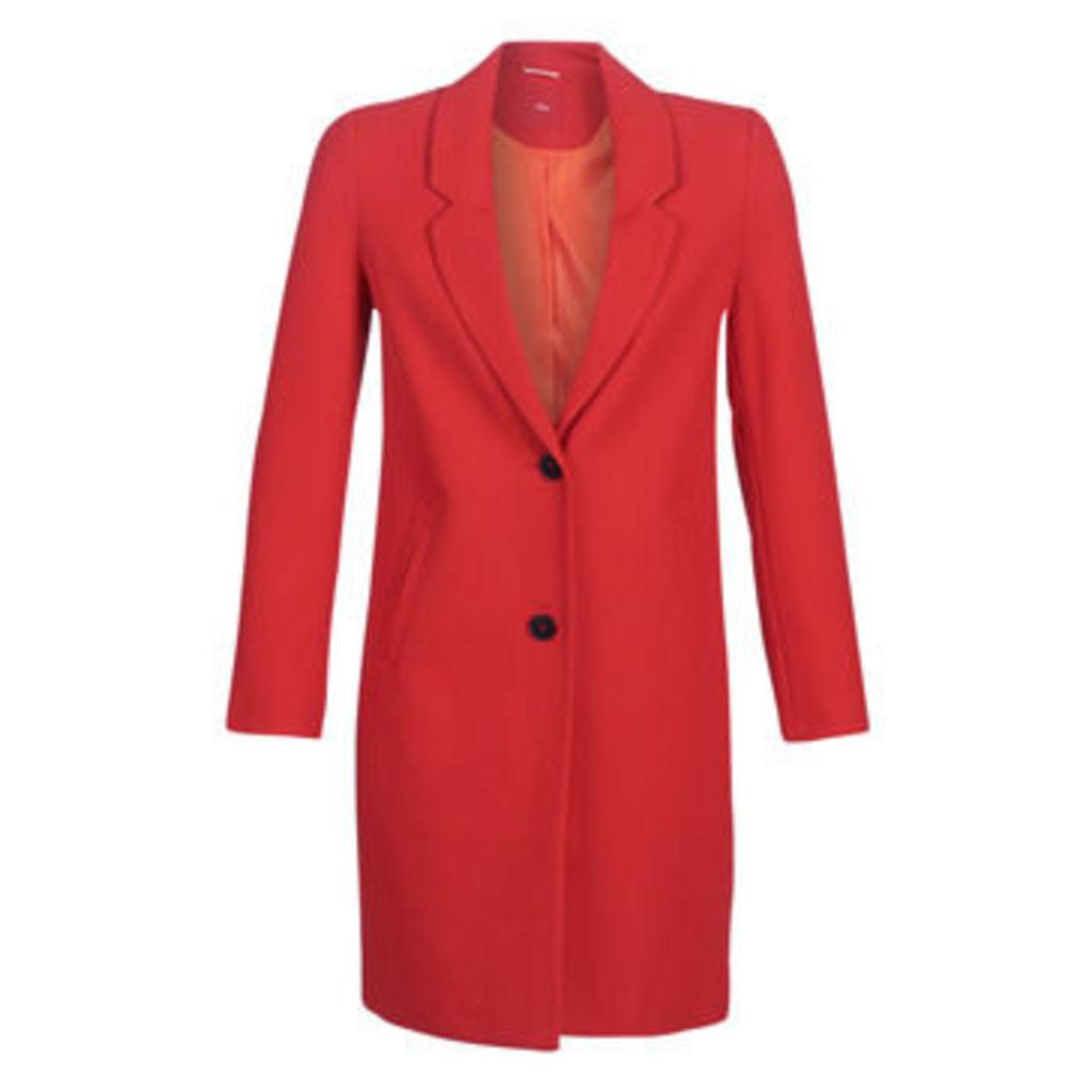 S.Oliver  04-899-61-5060-90G14  women's Coat in Red