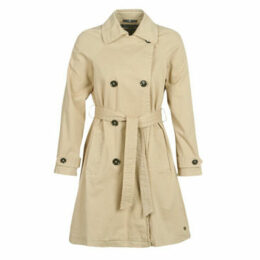 Marc O'Polo  CARACOLITE  women's Trench Coat in Beige