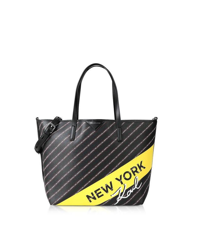Karl Lagerfeld Designer Handbags, K/City Shopper New York