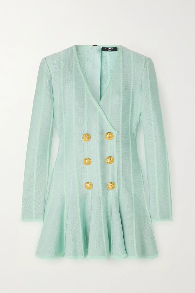 Moncler Genius - + 4 Simone Rocha Ruffled Shell-trimmed Tulle Midi Skirt - Black