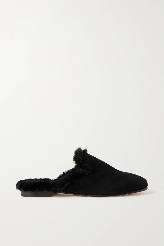 Opening Ceremony - Intarsia-trimmed Striped Cotton-jersey Dress - White
