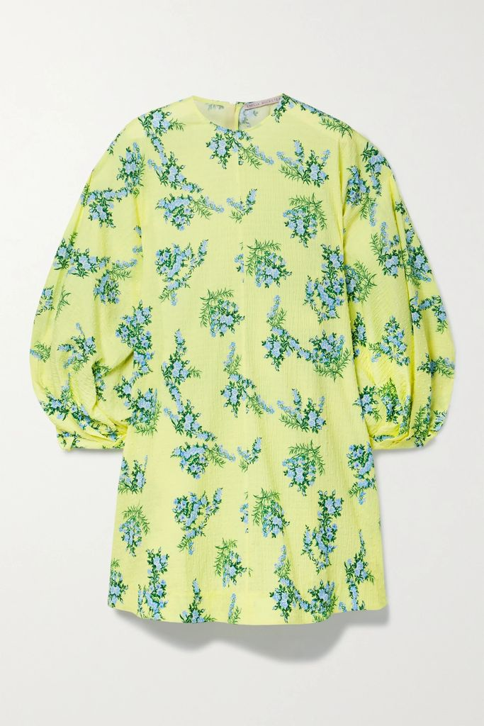 JW Anderson - Oversized Cutout Cotton-jersey T-shirt - Black
