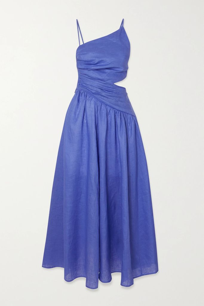 Marni - Polka-dot Cotton-poplin Shirt - Petrol