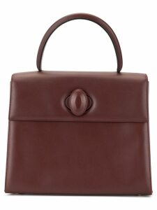 Cartier Pre-Owned structured tote
