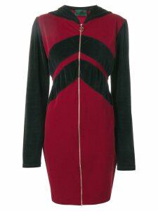 JEAN PAUL GAULTIER PRE-OWNED 1990 Les Rap'Pieuse dress - Red