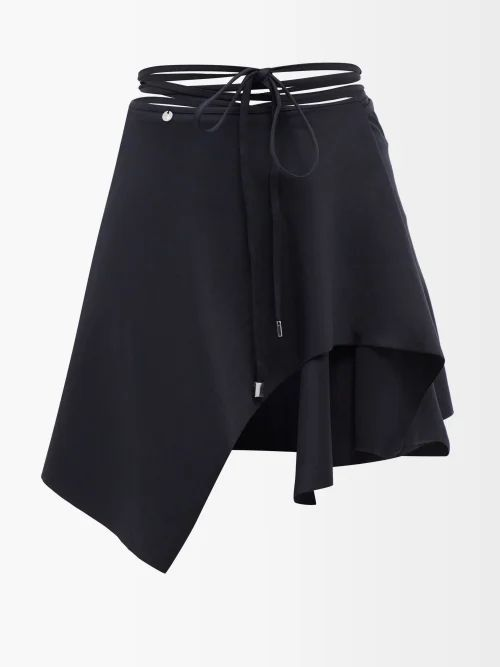 The Row - Siena Silk Organza Shirtdress - Womens - Cream