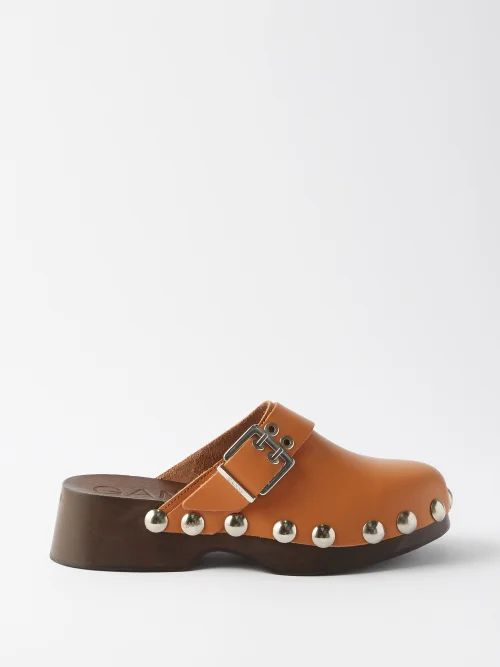 The Row - Joanna Belted Kaftan Dress - Womens - Navy