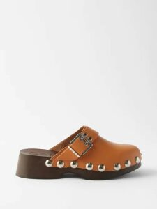 The Row - Joanna Belted Kaftan Dress - Womens - Navy