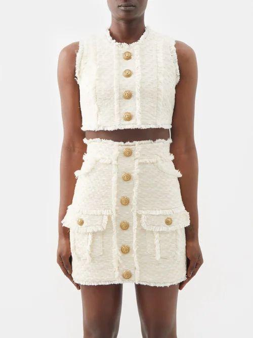 Marques'almeida - Horse Print Jersey T Shirt - Womens - White Multi