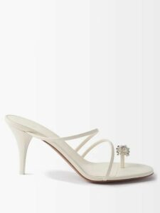 Raey - Japanese Cotton Jersey Hooded Sweatshirt - Womens - Grey