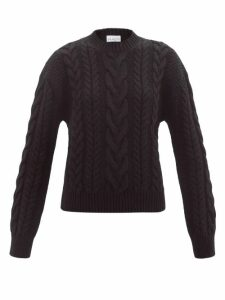 The Row - Sporty Bowler 12 Grained Leather Bag - Womens - Cream