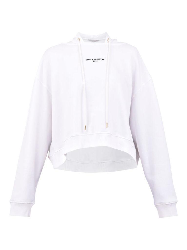 Stella McCartney Cropped Sweatshirt