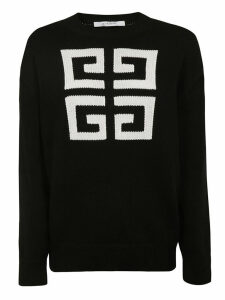 Givenchy 4g Logo Sweater