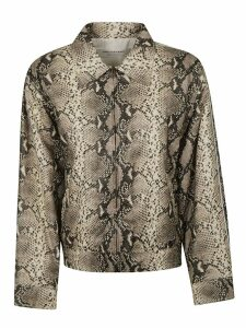 Philosophy di Lorenzo Serafini Animal Print Jacket
