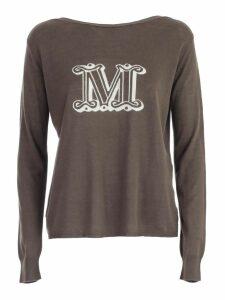 Max Mara M Logo Sweater
