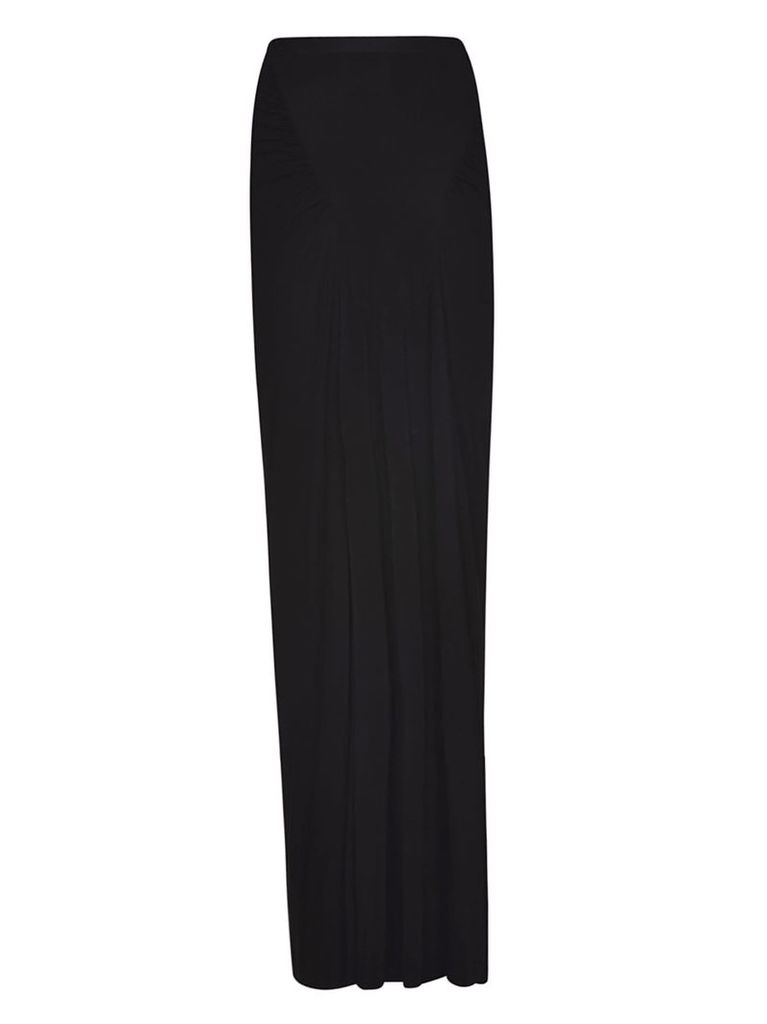Rick Owens Lilies High Waist Skirt