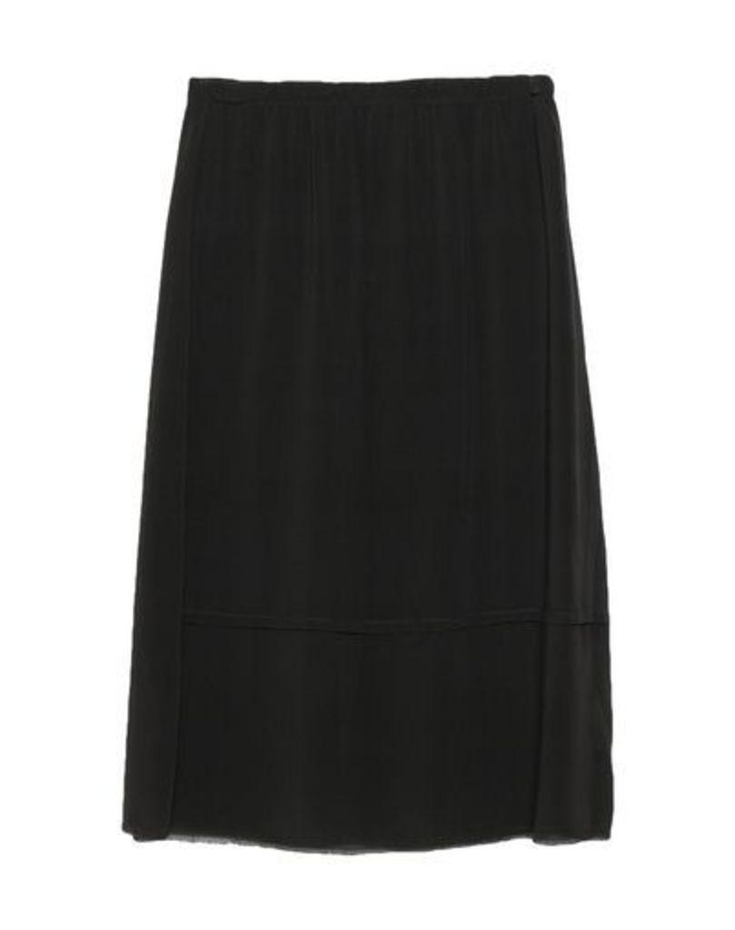 PRIVATE 02 04 SKIRTS Knee length skirts Women on YOOX.COM