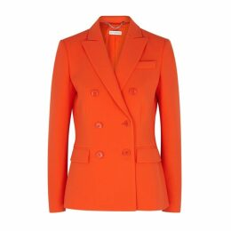 Altuzarra Indiana Orange Blazer