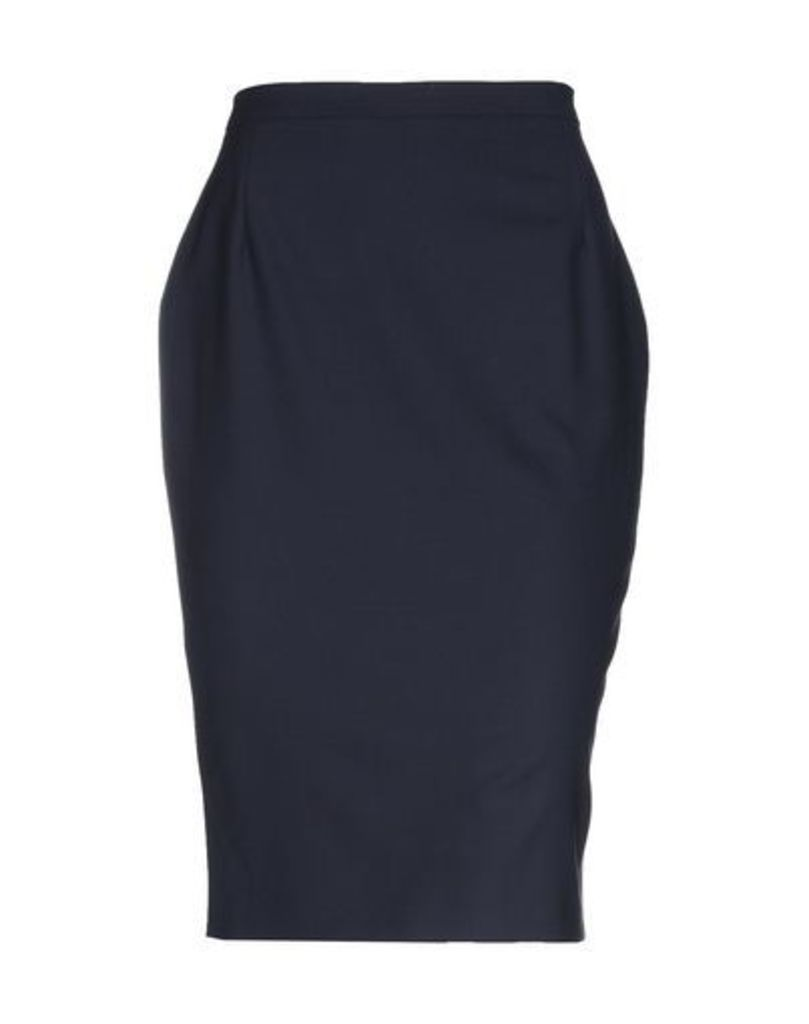 ANITA DI. SKIRTS Knee length skirts Women on YOOX.COM