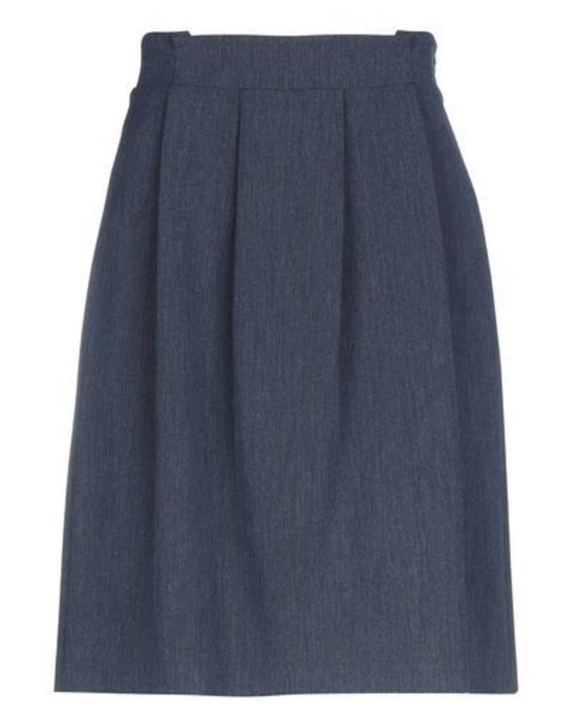 P.COMME SKIRTS Knee length skirts Women on YOOX.COM