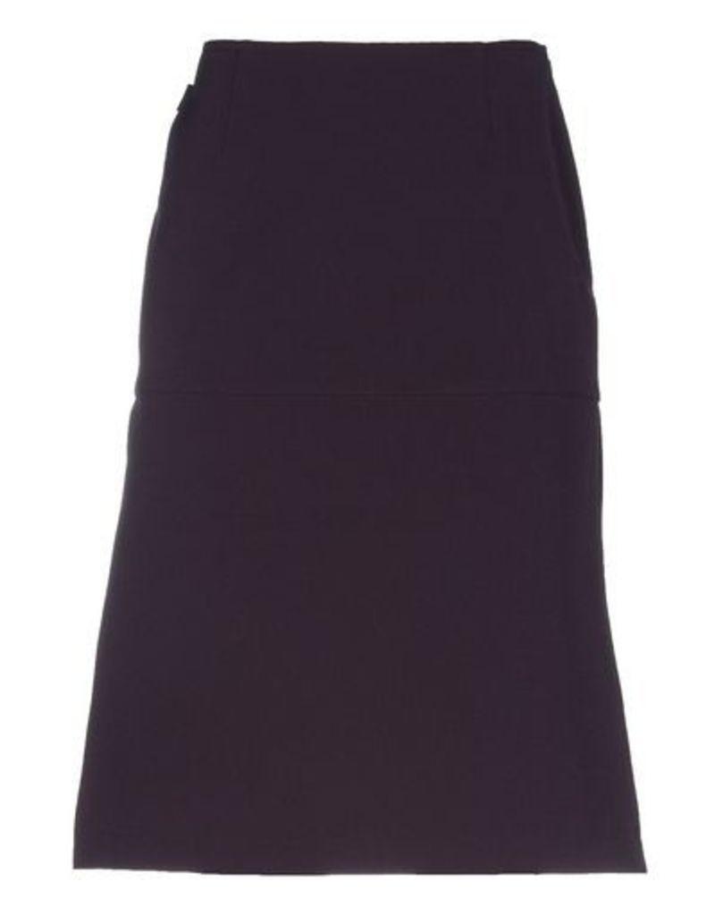 MOSCHINO SKIRTS Knee length skirts Women on YOOX.COM