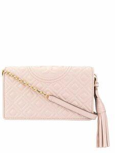 Tory Burch Fleming crossbody mini bag - Pink