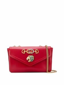Gucci Rajah medium shoulder bag - Red