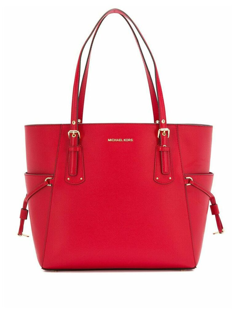 Michael Michael Kors Voyager tote - Red