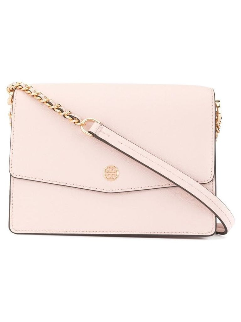Tory Burch Robinson convertible shoulder bag - Pink