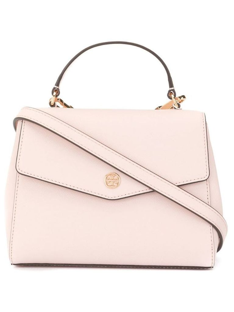 Tory Burch Robinson small satchel - Pink