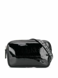 Calvin Klein logo bum bag - Black