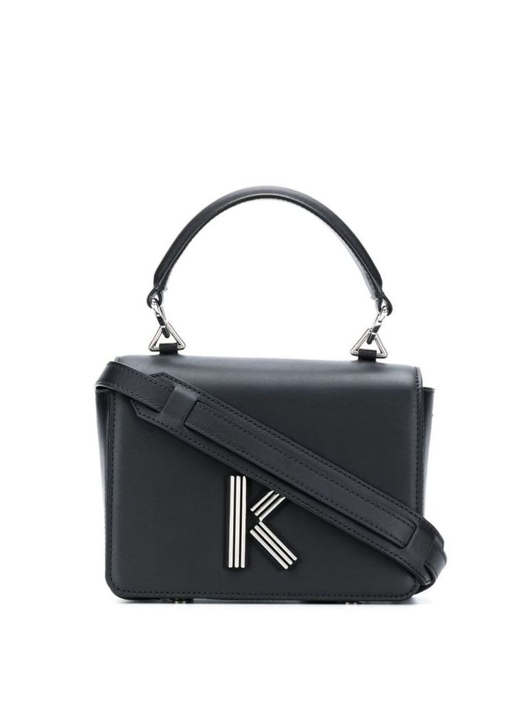 Kenzo K-bag crossbody bag - Black