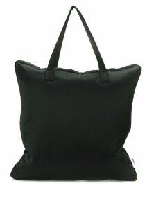 Mm6 Maison Margiela padded shopping tote - Black