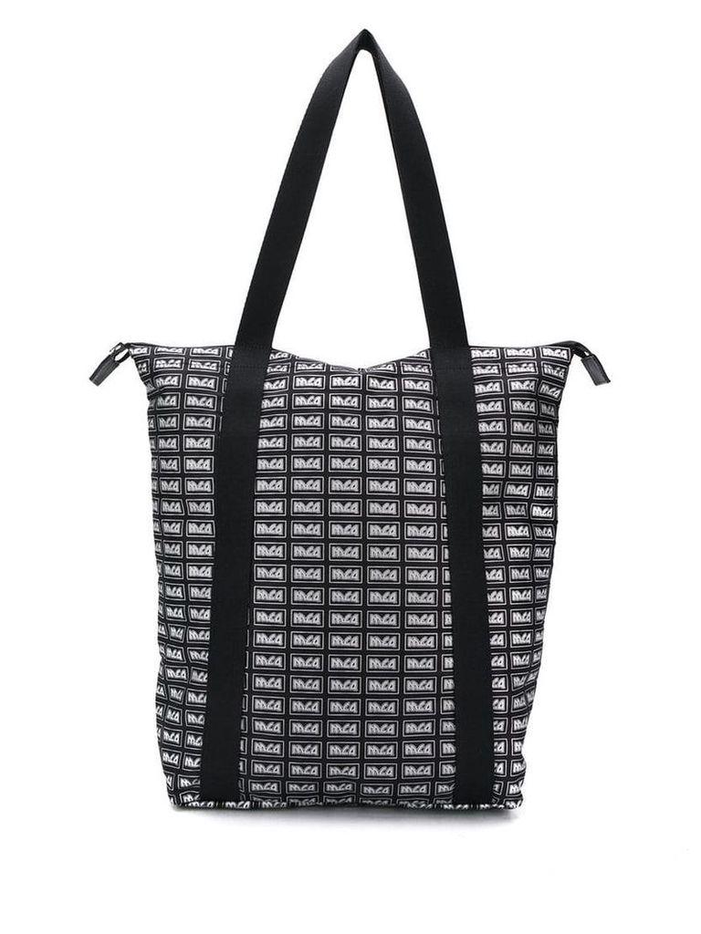 McQ Alexander McQueen maxi tote bag - Black
