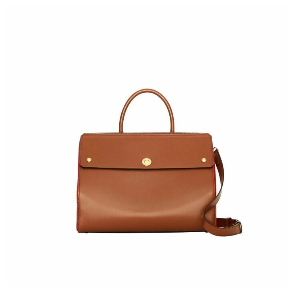 Burberry Medium Leather Elizabeth Bag