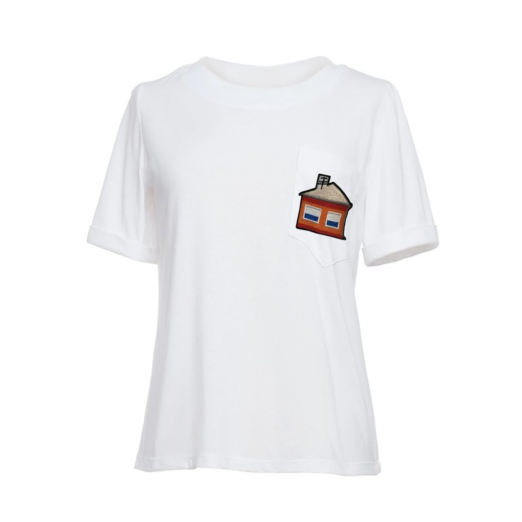 Tomcsanyi - Marcali House Embroidery T-Shirt