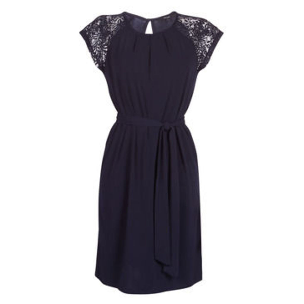 Vero Moda  VMALBERTA  women's Dress in Blue