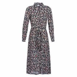 Vero Moda  VMGREEN  women's Long Dress in Black