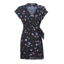 One Step  PAPILI  women's Dress in Black