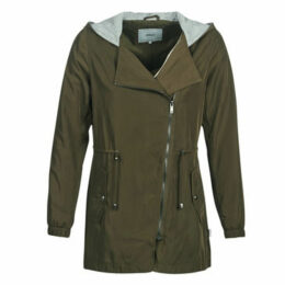 Only  ONLCECILY  women's Parka in Green