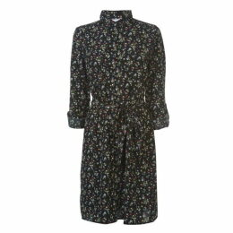 Rock and Rags Printed Shirt Dress Ladies