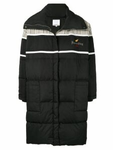 Ground Zero Descending Angel down coat - Black