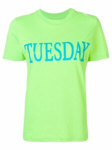 Alberta Ferretti Tuesday T-shirt - Green