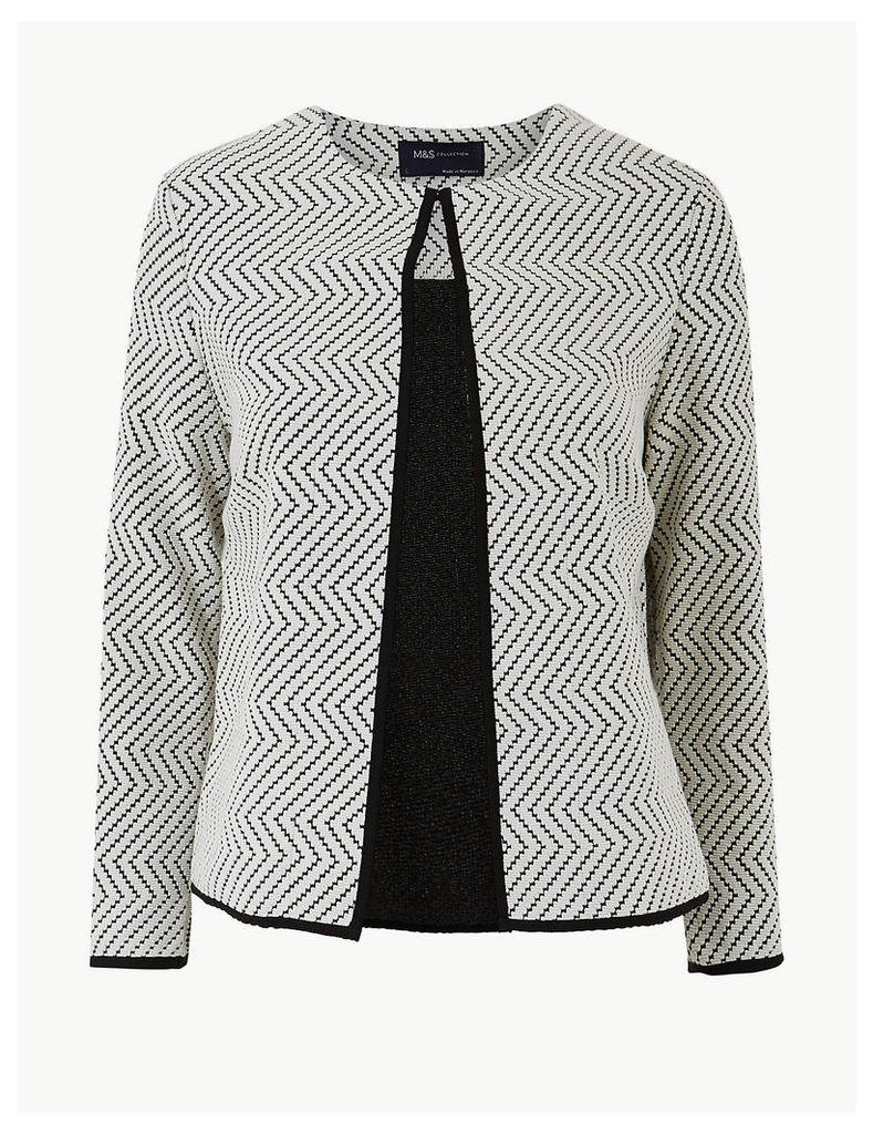 M&S Collection Textured Blazer