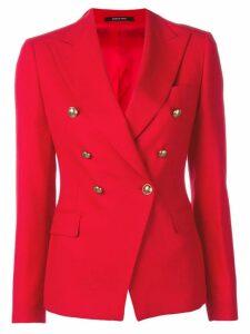 Tagliatore Jalicya blazer - Red