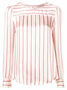 Twin-Set striped blouse - Neutrals