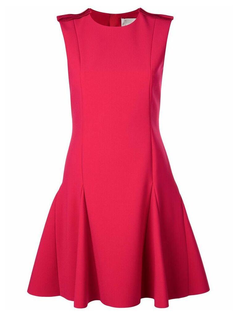 Jason Wu Collection short sleeveless dress - Red